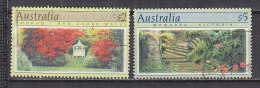 PGL CN756 - AUSTRALIE AUSTRALIA Yv N°1128/29 - 1980-89 Elizabeth II