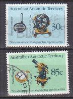 PGL CN896 - AUSTRALIAN ANTARTIC TERRITORY Yv N°61/62 - Australian Antarctic Territory (AAT)