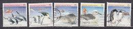PGL CP006 - AUSTRALIAN ANTARTIC TERRITORY Yv N°79/83 - Australian Antarctic Territory (AAT)