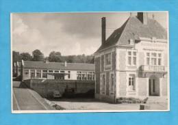 Carte Photo De Bury. - La Mairie, Les Écoles - Panorama. - Otros Municipios
