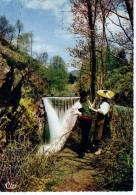 """Les """" Gauch´nots & Gauch´nottes Dans La Valée De L´ Ognon Saut De ( Cascade ( Du Côté De Servance ? - Personnages"""