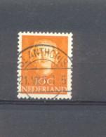 Langebalkstempel St Anthonis Op Nvph 520 - Periode 1949-1980 (Juliana)