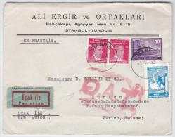 Ukraine 1901-03-10 Odessa GS-Brief Nach Luisville USA - Ukraine