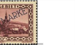 Saar D28a,D28b, Different Imprint Colors Fine Used / Cancelled 1929 Landscapes - Saar