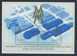 DDR Michel Nr. 3267 - 3268 Block 99 ** postfrisch / PF 3268 I
