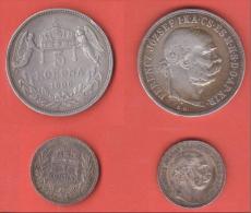 Ungheria 1 + 5 Korone Ferencz Jozsef - Ungheria