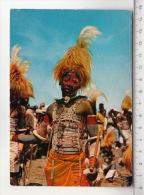 African Dancers - Kenya