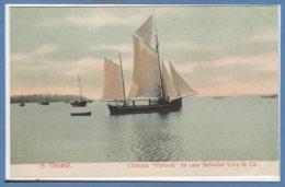 """Afrique - Sao TOME Et Principe -- -- Chalupa """" Victoria Da Casa  Salvator - Sao Tome And Principe"""