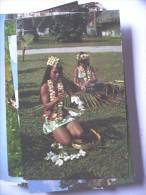 Tahiti Charming Weaving Contest - Tahiti