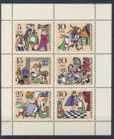 DDR KB Michel No. 1323 - 1328 A III ** postfrisch / PF 1327 I , 1328 I