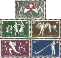 Switzerland Mi.-number.: 555-559 (complete.issue) Unmounted Mint / Never Hinged 1951 Pro Patria - Garry Larson