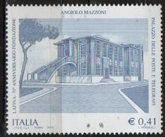 PIA - ITALIA - 2003 : 70° Della Fondazione Della Città Di Latina   - (SAS  2694) - 6. 1946-.. Republik