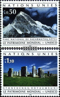 UN - Geneva 210-211 (complete Issue) Unmounted Mint / Never Hinged 1992 Heritage - Geneva - United Nations Office