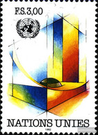 UN - Geneva 212 (complete Issue) Unmounted Mint / Never Hinged 1992 UN-Building New York - Geneva - United Nations Office