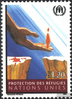 UN - Geneva 249 (complete Issue) Unmounted Mint / Never Hinged 1994 Refugee Protection - Geneva - United Nations Office
