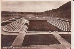 CPA ROMA FORO MUSSOLINI STADIO DEL TENNIS 1935 GRAND FORMAT - Roma (Rome)
