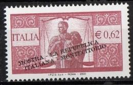 """PIA - ITALIA - 2003 : Mostra Filatelica """"La Repubblica Italiana Nei Francobolli""""   - (SAS  2667) - 1946-.. Republiek"""