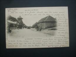 Les Cols Des Vosges La Schlucht Vue Générale  - Munier Dos Simple  Circulée 1904 L205A - Autres Communes