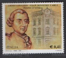 PIA - ITALIA - 2003 : Liceo Ginnasio Di Pisino D´ Istria    - (SAS  2677) - 1946-.. Republiek