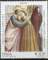 PIA - ITALIA - 2003 : Giotto : Affreschi Della Cappella Degli Scrovegni A Padova    - (SAS  2676) - 6. 1946-.. República