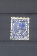 Langebalkstempel Rotterdam 2 Op Nvph 185 - Periode 1891-1948 (Wilhelmina)