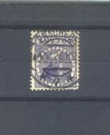Langebalkstempel Enschede 7 Op Nvph 162 - Periode 1891-1948 (Wilhelmina)