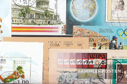 Cuba 10 Different Pads - Unclassified