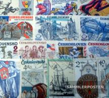 Czechoslovakia 250 Different Special Stamps - Czechoslovakia