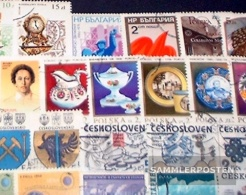 Eastern Europe 500 Different Stamps - Stamps