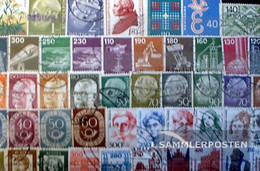 FRD (FR.Germany) 50 Different Stamps  About Former Letter Postage - Deutschland