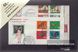 FRD (FR.Germany) First-day Letters FDC Wertpaket - Germany