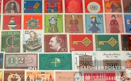Germany 50 Different Special Stamps Unmounted Mint / Never Hinged - Collections