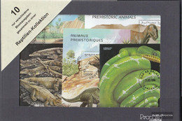 Motives 10 Different Reptiles Pads - Reptiles & Amphibians