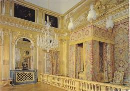 CP VERSAILLES 78 YVELINES  ANNEE DU PATRIMOINE  9-10 JUIN 1980 CHAMBRE DU ROI - Versailles (Château)