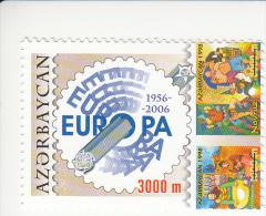 Azerbaidjan Europa-meeloper 2006  ** - Azerbaïdjan