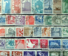Romania 100 Different Stamps - Jimmy Tousseul