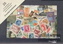 Slovakia 25 Different Stamps Unmounted Mint / Never Hinged - Slovakia