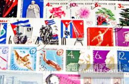 Soviet Union 100 Different Special Stamps  In Complete Expenditure - Liechtenstein