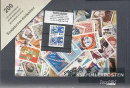Soviet Union 200 Different Stamps - Liechtenstein