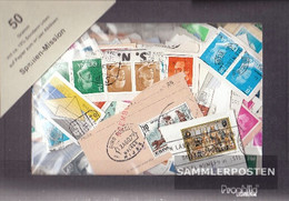 Spain 50 Grams Kilo Goods Fine Used / Cancelled With At Least 10% Special Stamps - Collections