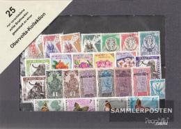 Upper Volta 25 Different Stamps - Haute-Volta (1920-1932)