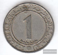 Algeria Km-number. : 112 1983 Extremely Fine Copper-Nickel Extremely Fine 1983 1 Dinar Independence - Algeria