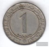 Algeria Km-number. : 112 1983 Very Fine Copper-Nickel Very Fine 1983 1 Dinar Independence - Algeria