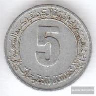 Algeria Km-number. : 113 1980 Very Fine Aluminum Very Fine 1980 5 Centimes Fünfjahrplan - Algeria