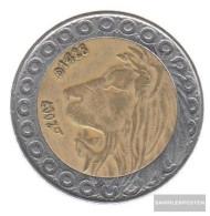 Algeria Km-number. : 125 2007 Very Fine Bimetall Very Fine 2007 20 Dinars Leo - Algeria