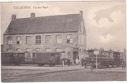 Gullegem Gouden Bank Stoomtram Feldpost LD61 - Wevelgem