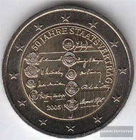 Austria 2005 Stgl./unzirkuliert Stgl./unzirkuliert 2005 2 Euro 50 Years State - Austria