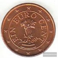 Austria O 1 2004 Stgl./unzirkuliert Stgl./unzirkuliert 2004 Kursmünze 1 Cent - Austria