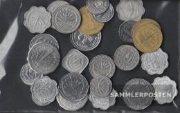 Bangladesh 100 Grams Münzkiloware - Monnaies & Billets