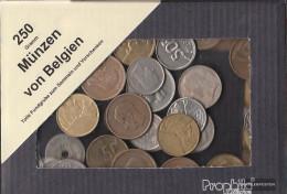 Belgium 250 Grams Münzkiloware - Belgique